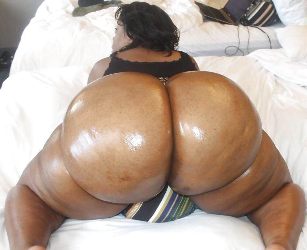World's Biggest Butt