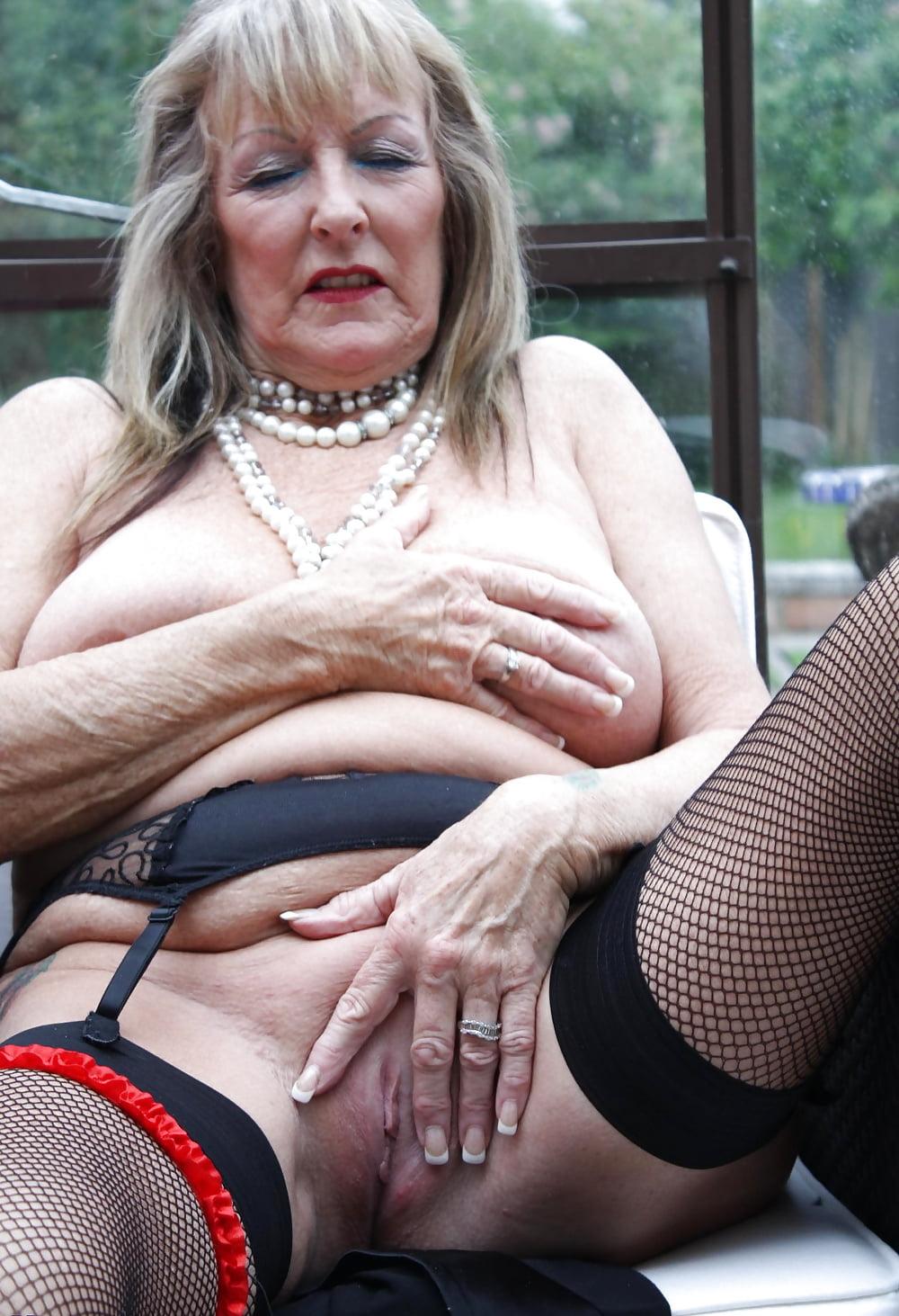 Mature ladies and grannies