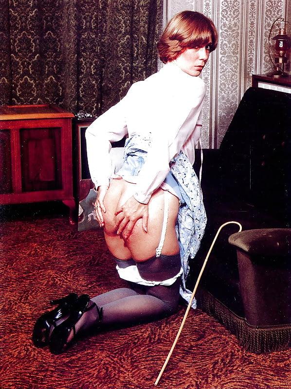 Retro spanking picture galleries