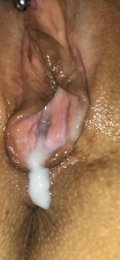 Feuchte pussi