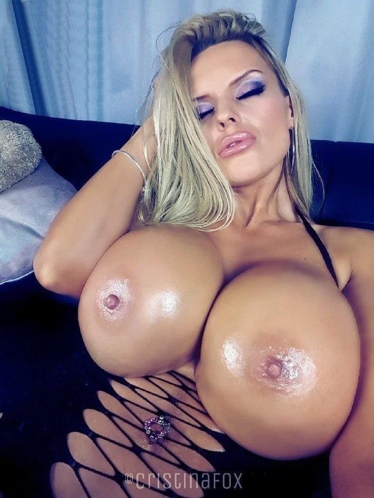 Big artificial boobs