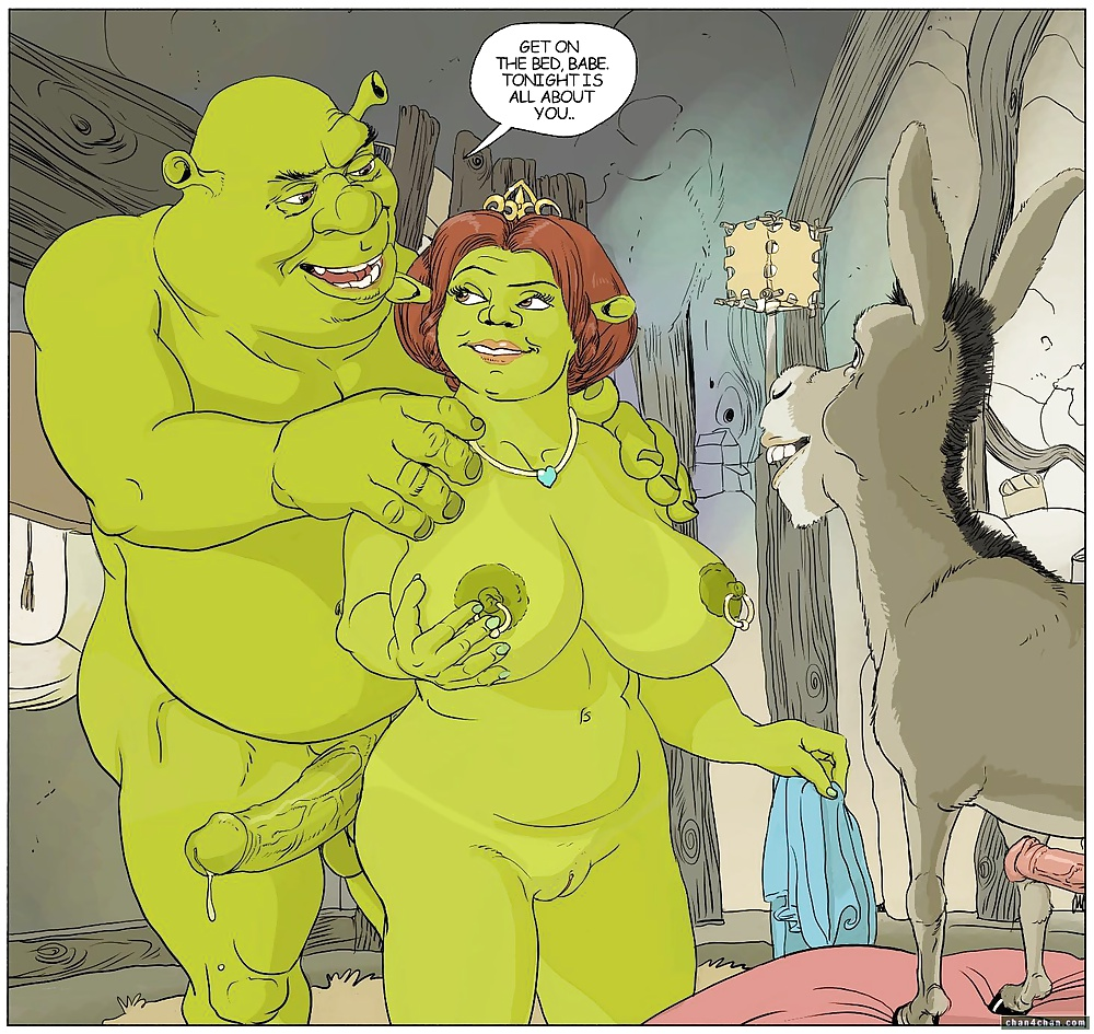 Shrek sex video dvd videos