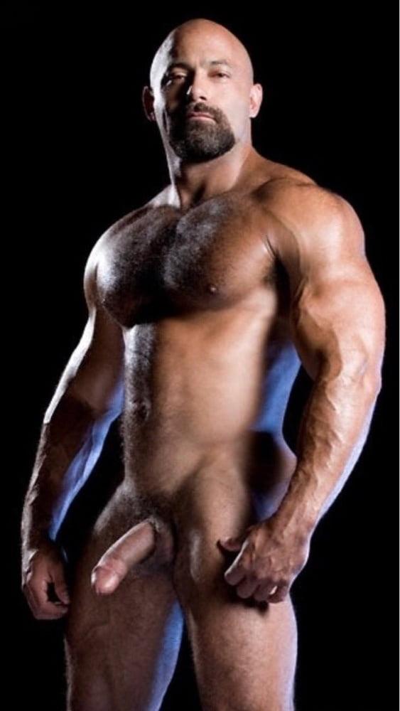muscle Mature male