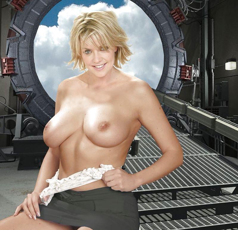 Amanda tapping porn pussy