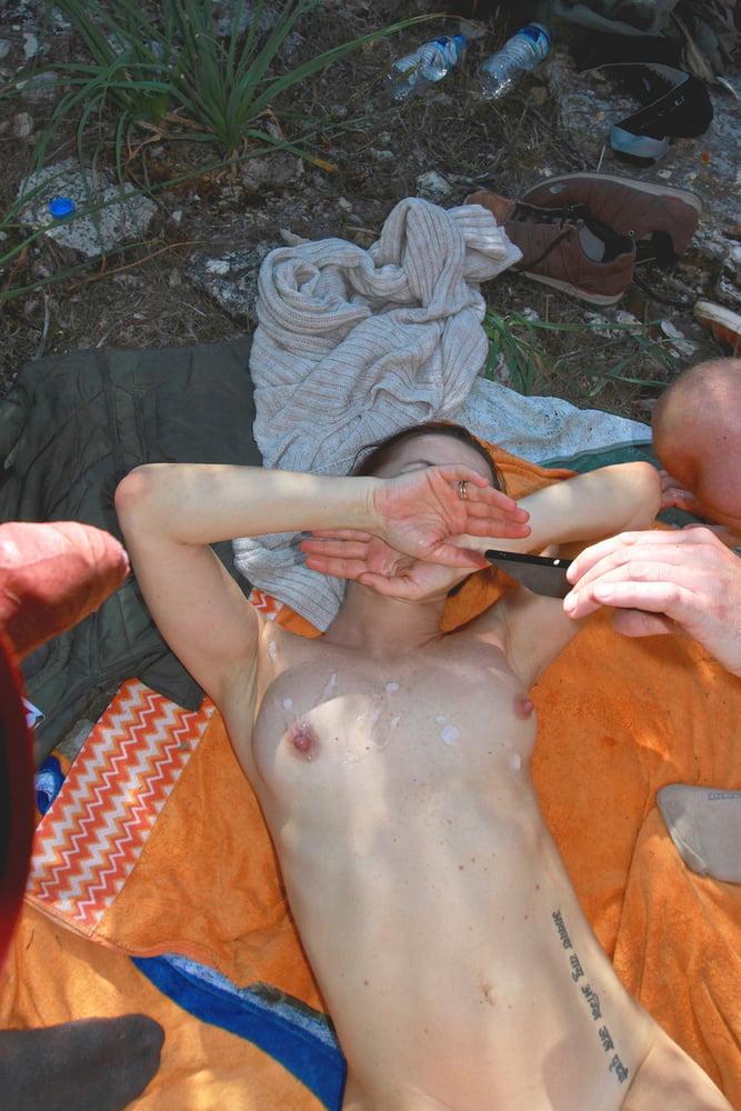 Nepali public sex