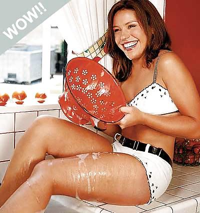 Rayos desnudos fotos Rachael