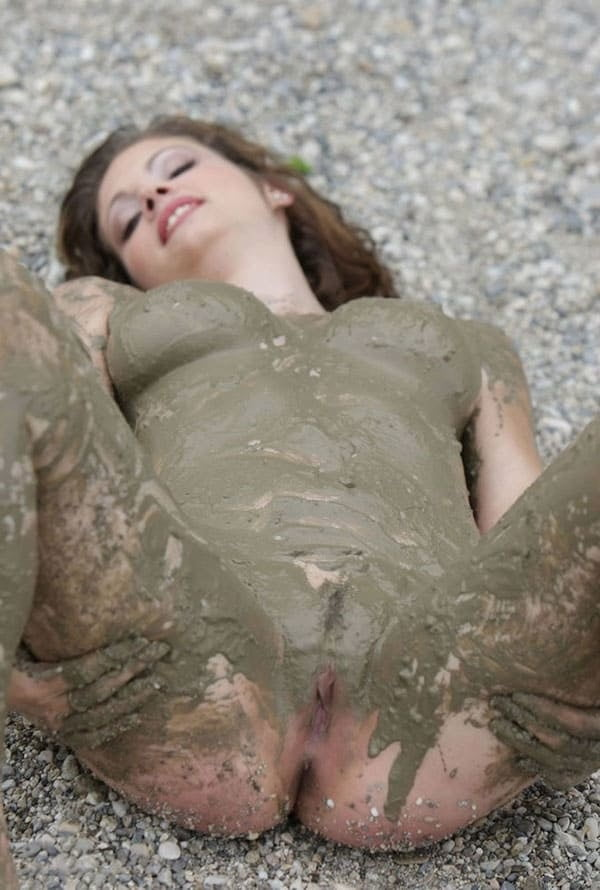 Watch mud sex