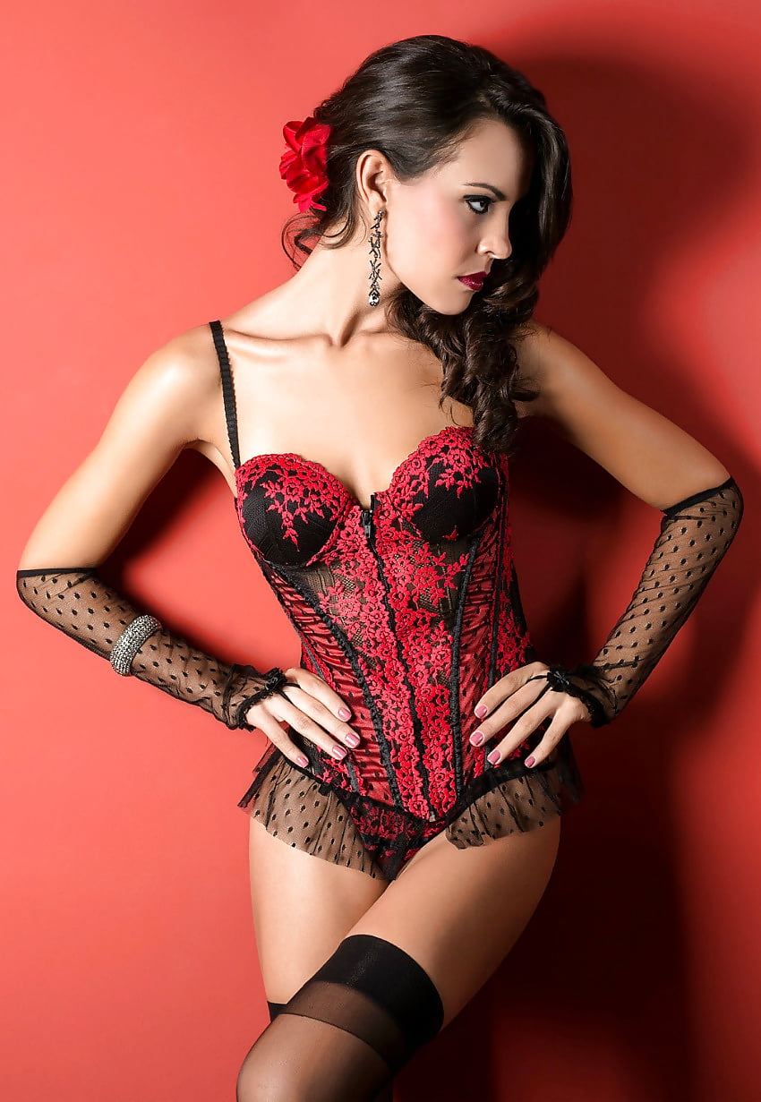 Hot and sexy corsets