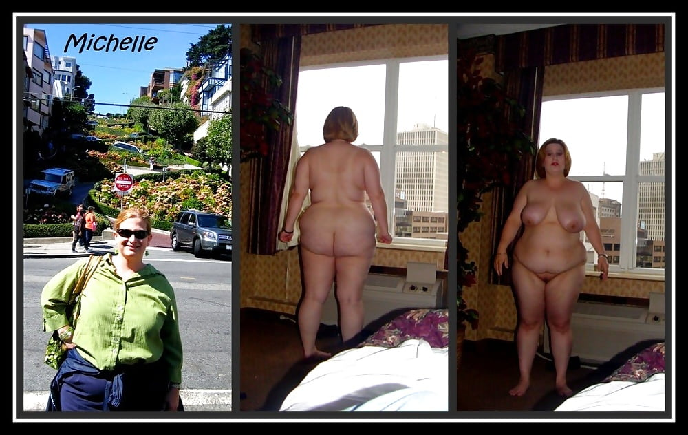 Michelle edwards nude bbw slut