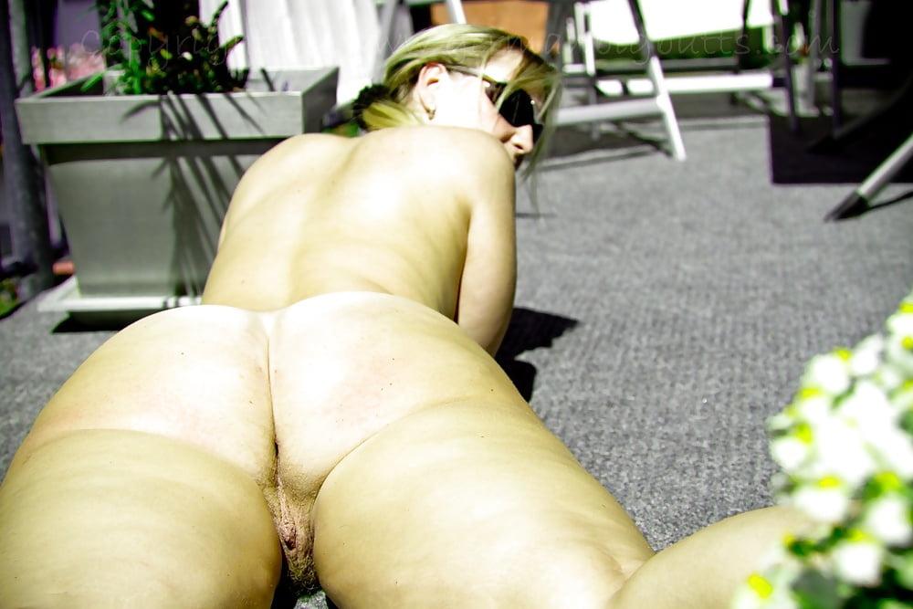 Bbw sarah big butt german phat ass