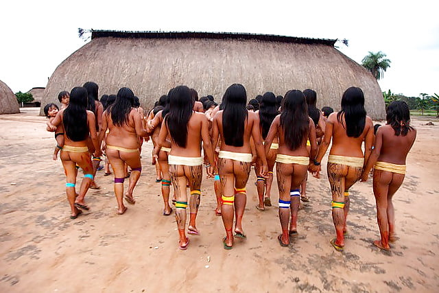 Thick naked african women