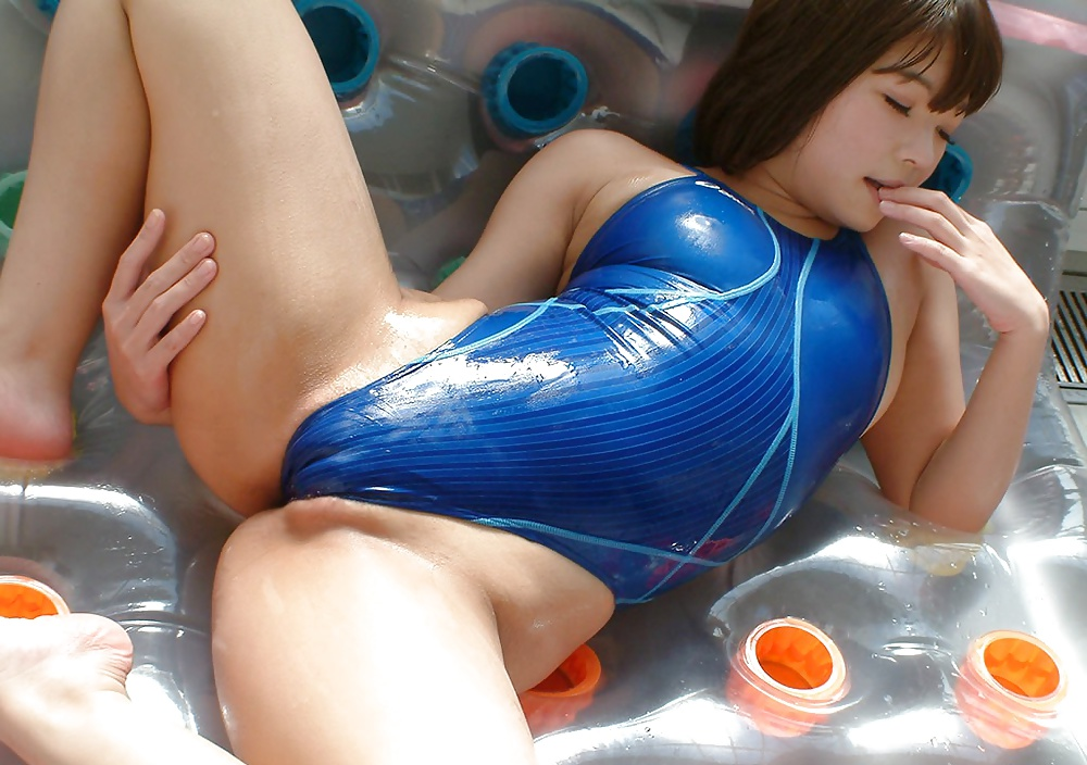 Japanese Swimsuit Sex PornoBae 1
