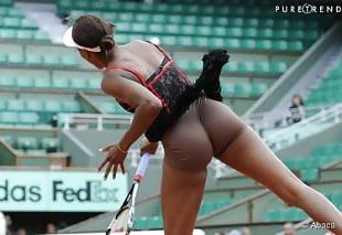 Swimwear Naked Serena Williams Pic