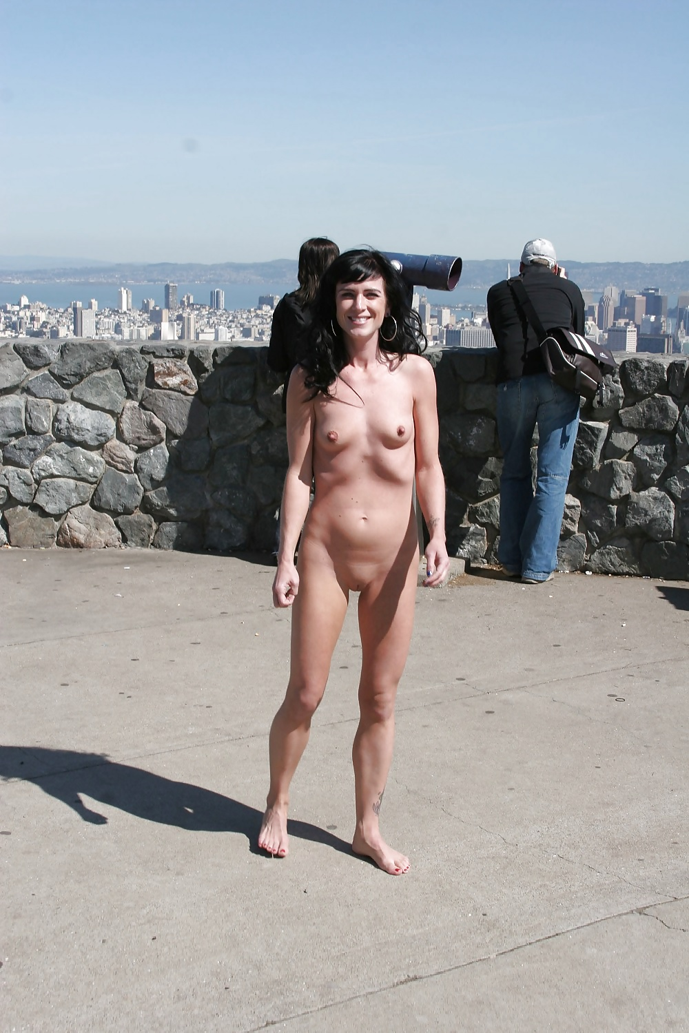 Naked ladies in public places-6776