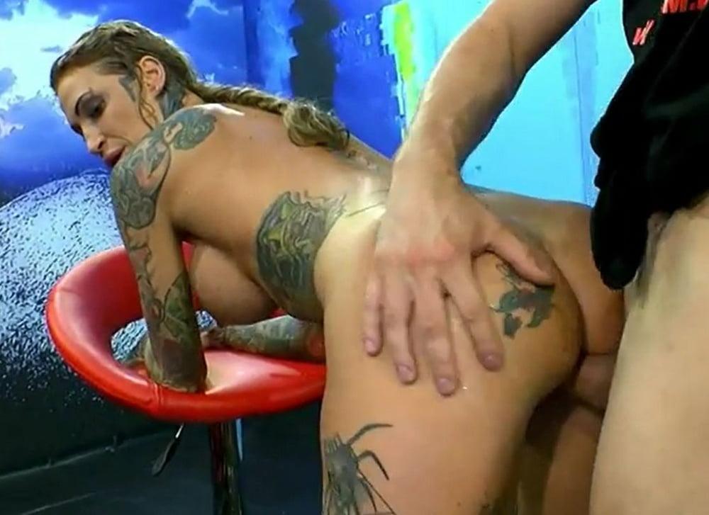 Hot Punk Mama Callisi In Wet Gangbang Fun Xham Reddpics 1