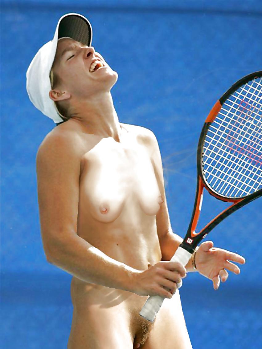 Female tennis stars nude