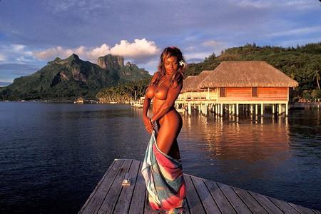 Superstar Nude Beaches Of Tahiti Images