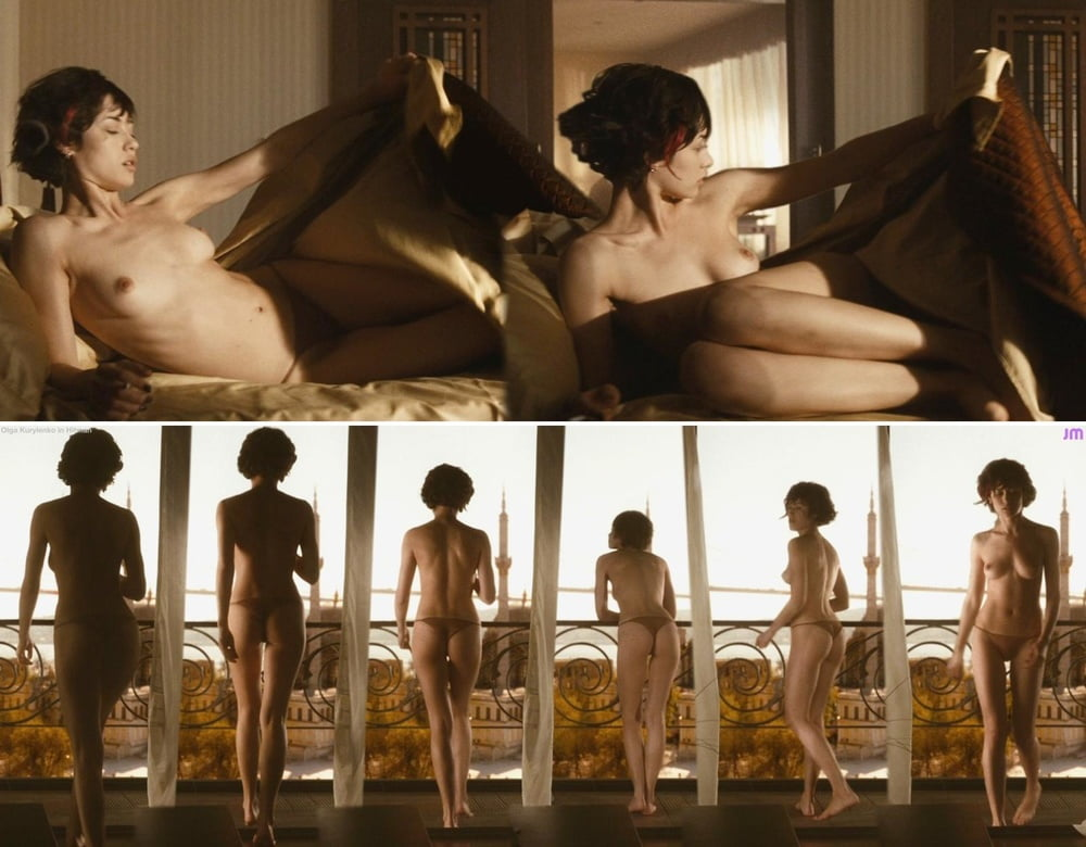 James bond women naked