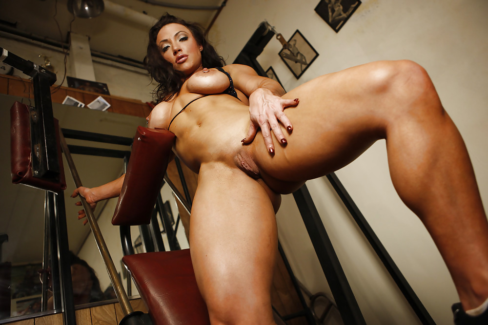 Muscle angels porn galery pics