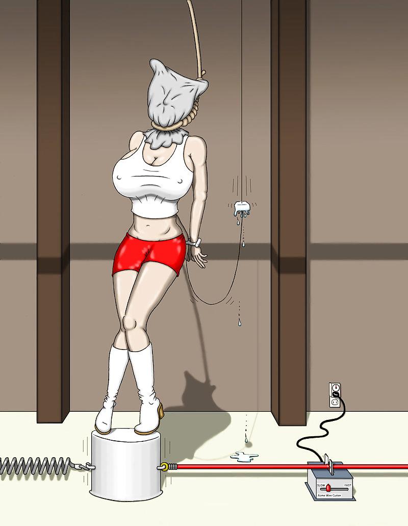 Sissy self bondage fun