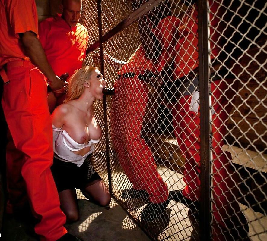 Women fucking women in prison