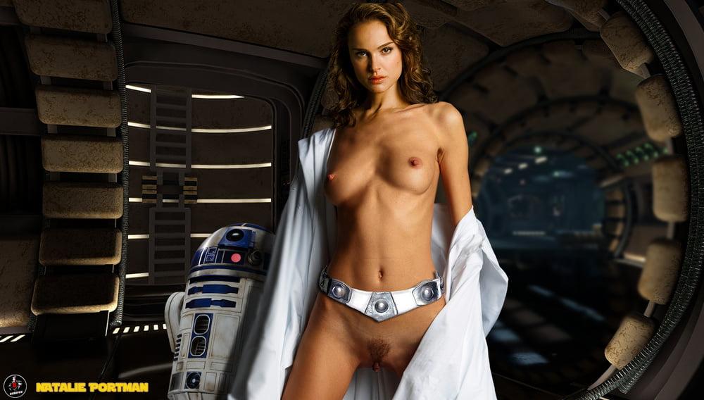 Naked Starwars Girls