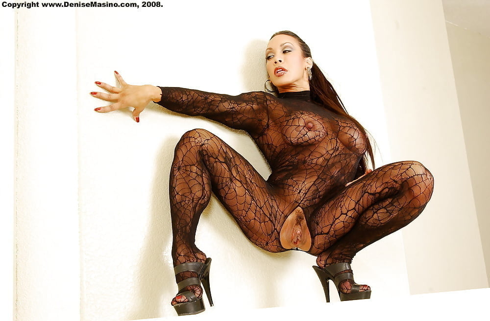 Sexy blonde bodystocking sex picture homemade