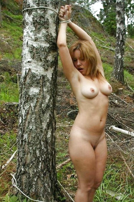 Slut tied to tree, handjob website uk