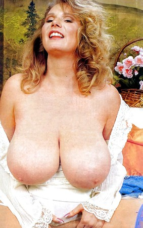 Vintage Big Natural Boobs