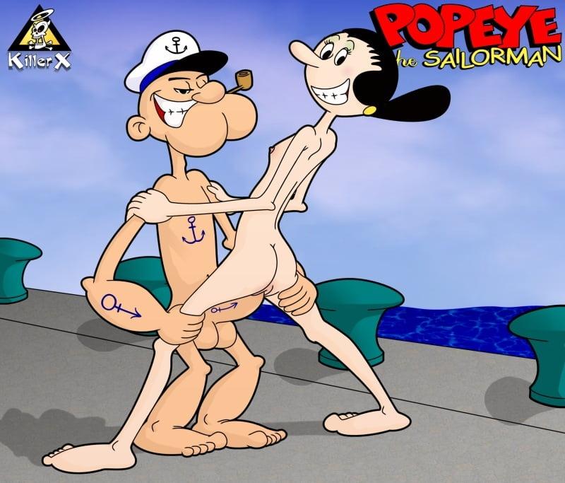 Popeye thesaile porn