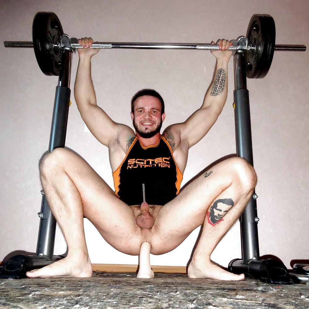 Nude squatting girls