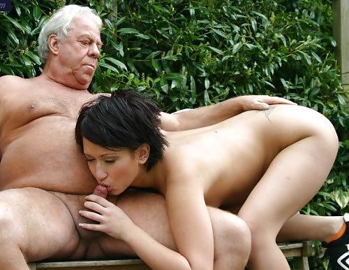У кого жена любит стариков