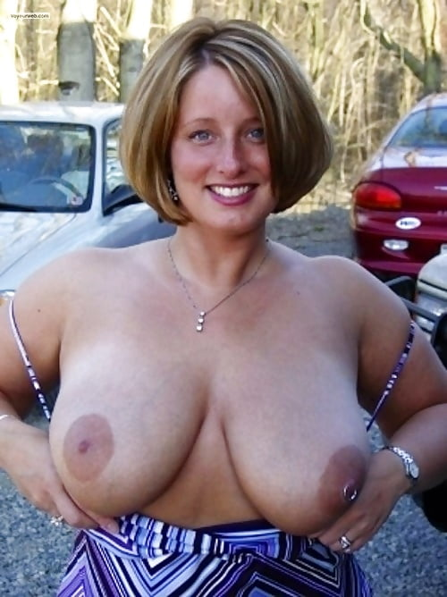 Big Perfect Round Boobs
