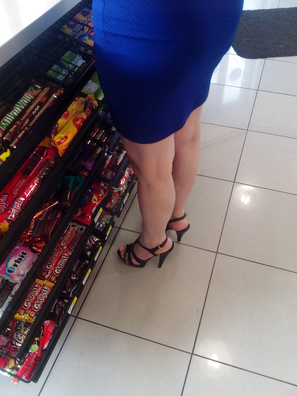 Turkish milf nice leg