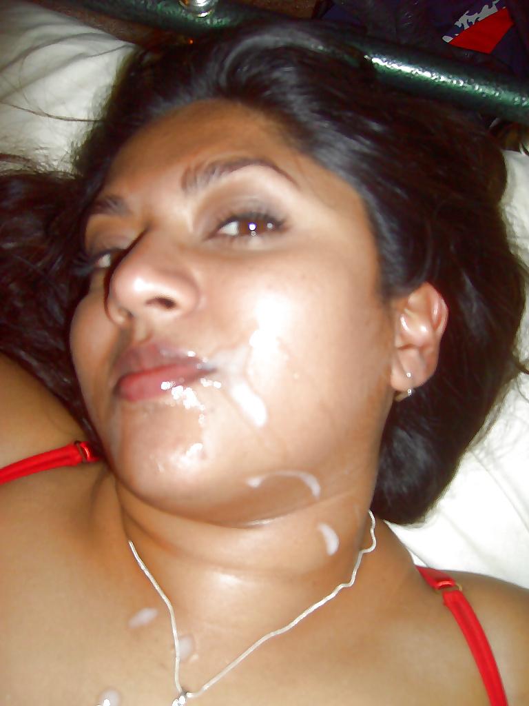 Indian Cum On Face