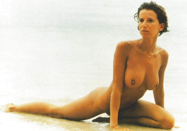 Burn notice fiona naked and nude