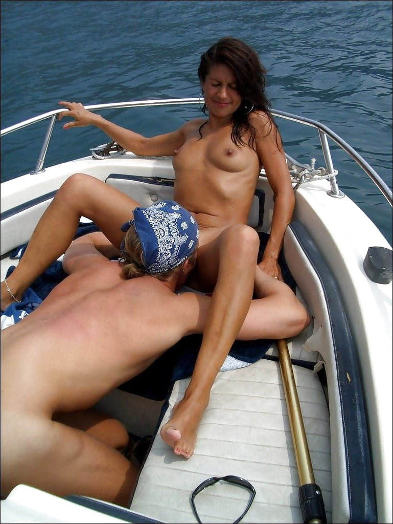 Game adult woman fucked on a boat prieto penis
