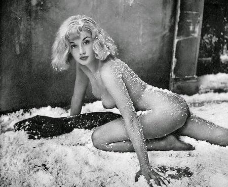 Pamela Green  nackt