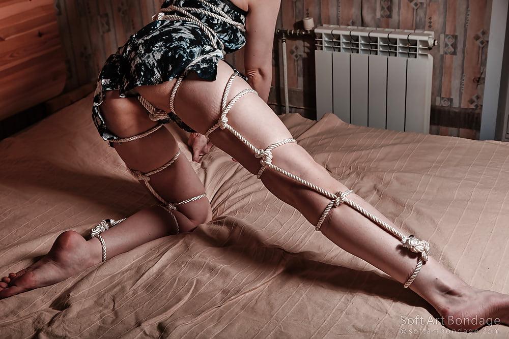 short Bondage story rope