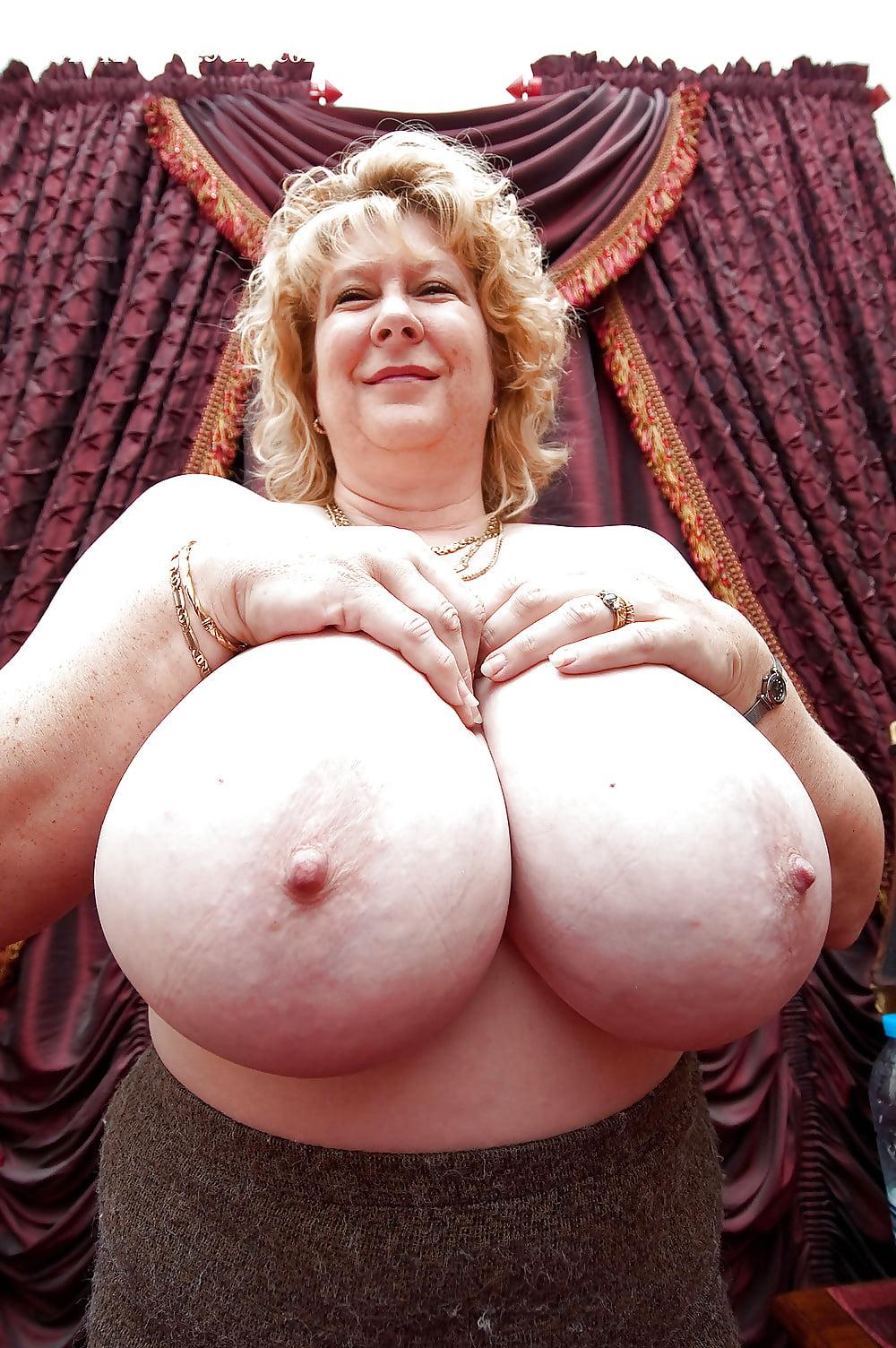 Very big tits