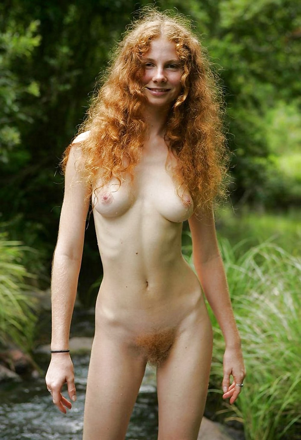 Nude hairy redhead women-6894