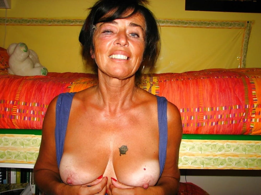 Mature nude tan lines-8784