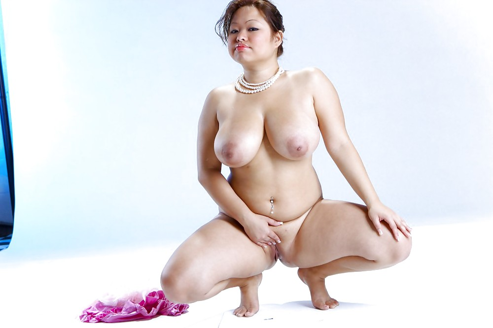Asian webcam redhead outdoor