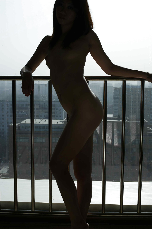 Beautiful girl asian nude-8032