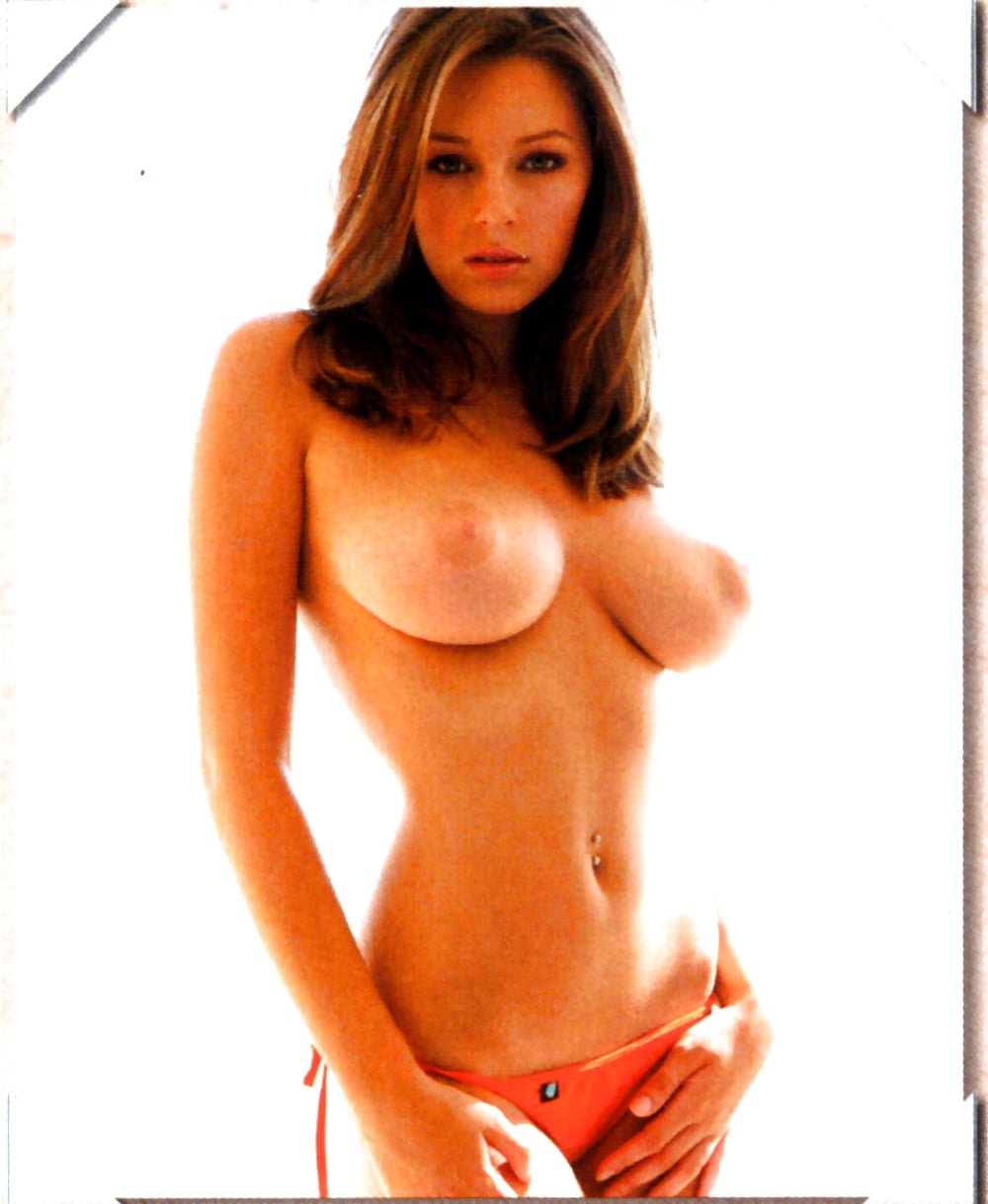 Nude keeley pussy models caught