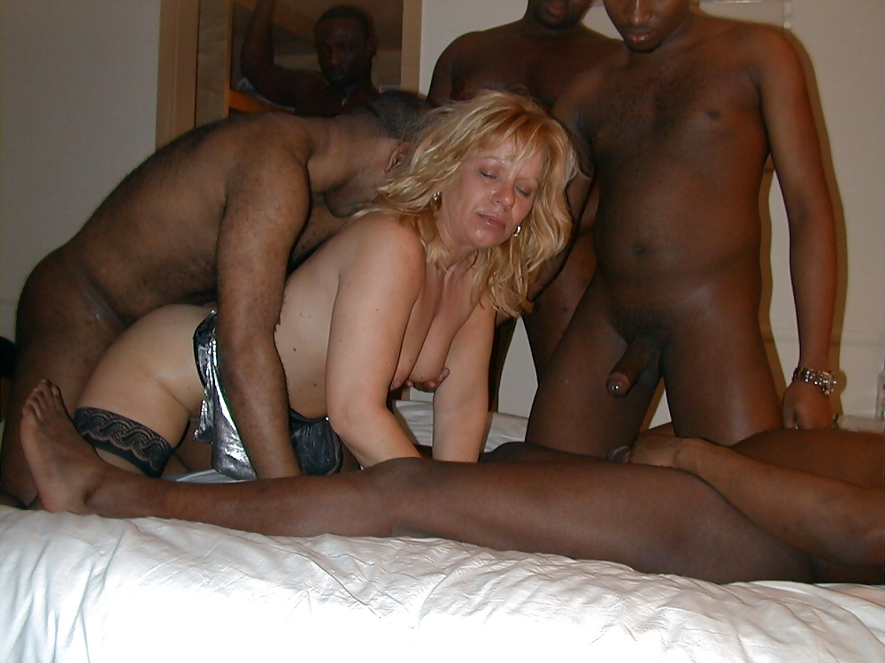 Uk interracial swingers home picture