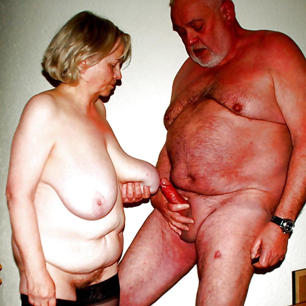Fat old men