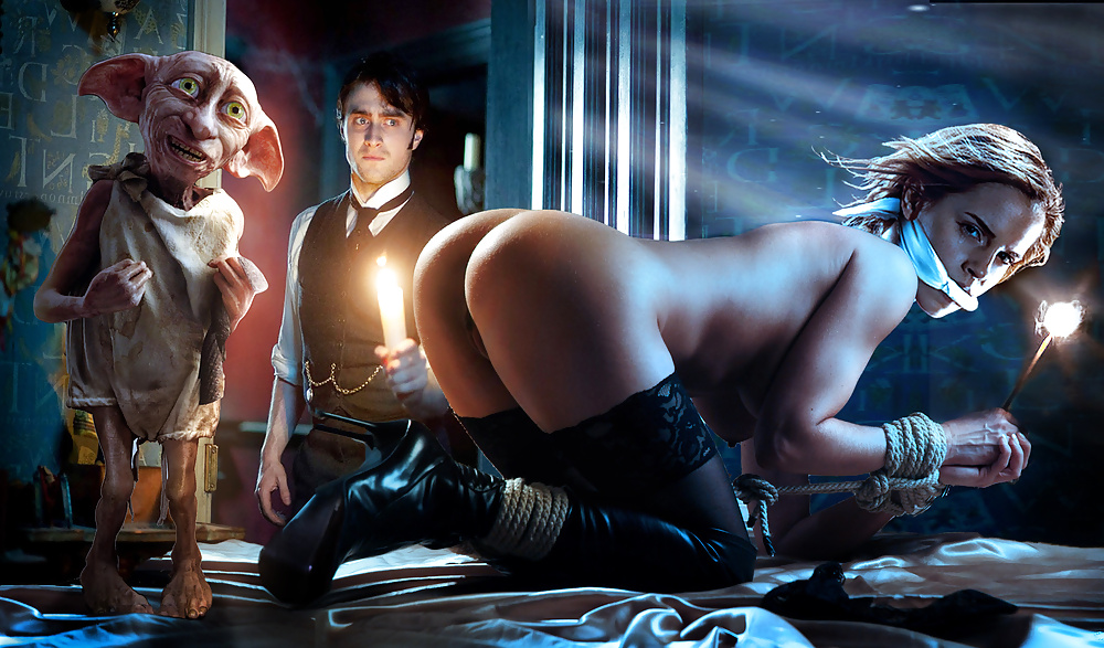 Harry potter adult parody hot and