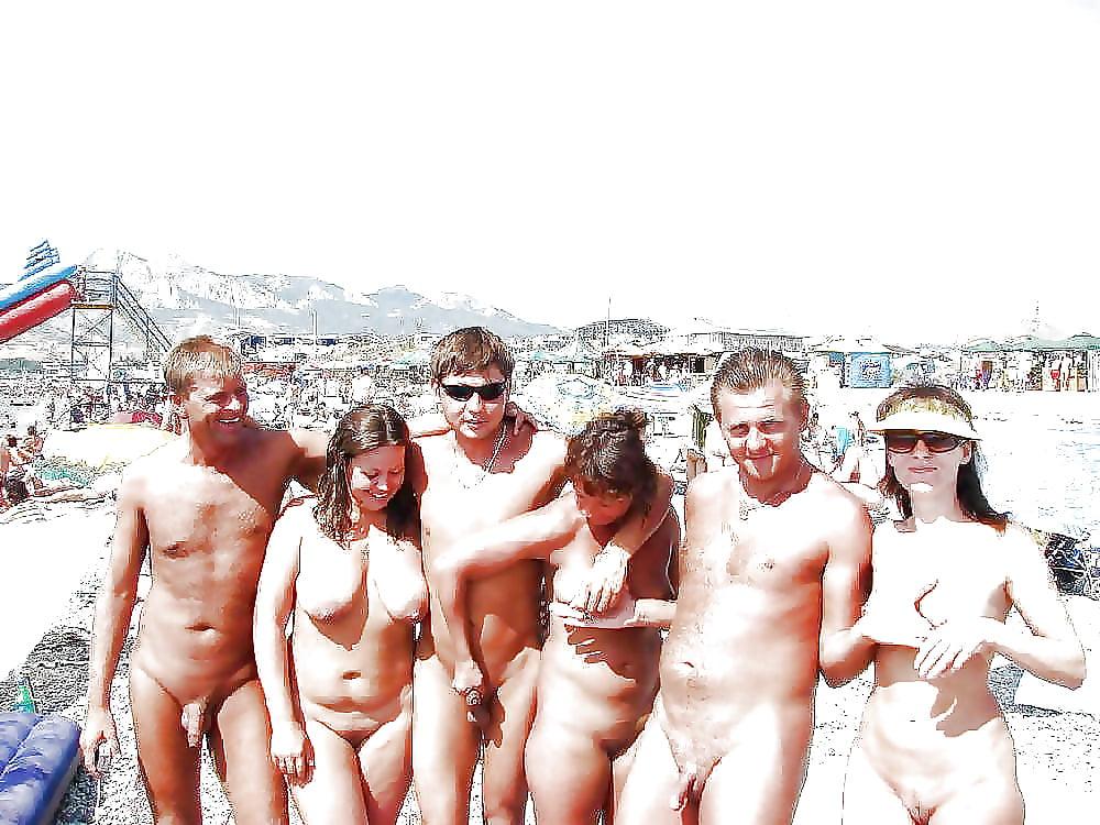 Porn on public beach-7641