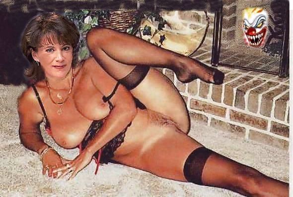 Patricia richardson fake naked